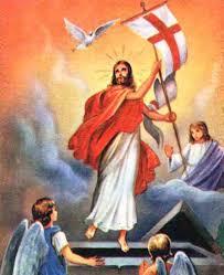 Znalezione obrazy dla zapytania jezus zmartwychwstały obrazki