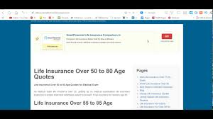 life insurance quotes for elderly life insurance for seniors over 70 or 75 years you