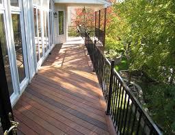 IpeThe Best Decking Material Archadeck Of Kansas City - Exterior decking materials