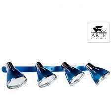 <b>Спот arte lamp</b> marted <b>a2215pl</b>-<b>4bl</b> с бесплатной доставкой!
