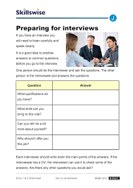 joseek e w preparing for interviews x jpg job seekers preparing for interviews