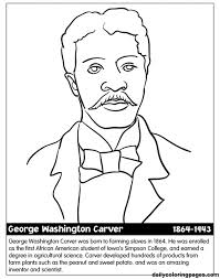Printable Coloring Pages harriet tubman coloring pages : coloring page of joseph winters an african american inventor for ...