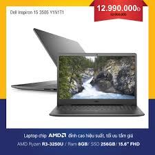 Các mẫu laptop Dell dành cho sinh viên, nhân viên văn phòng 2021