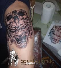 демон они значение татуировок в россии Rustattooru