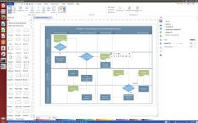 Red Hat Organization Chart Visio For Linux Create Diagrams Easily On Linux