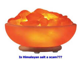 Himalayan Salt Lamp Hoax Awesome Himalayan Salt Lamp Scam YouTube