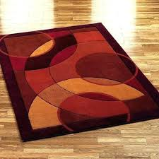 red braided rug chancery