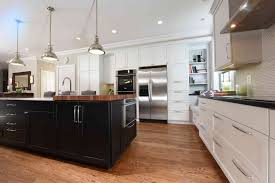 modern kitchen colors 2016. Kitchen:Modern Kitchen Color Trends With Nice Soft White And Black Spacious Island Modern Colors 2016 S