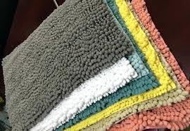 chenille bath rug chenille bath rug chenille bath mat norwex