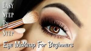 beginners eye makeup