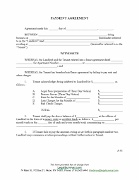 Payment Contract Templates Payment Agreement 24 Templates Contracts Template Lab 1