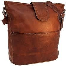 Gusti Leder nature <b>Genuine Leather Ladies Shoulder</b> Smart ...