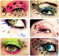 45 55 face painting