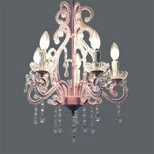 metal and crystal chandelier bulb elegant chandeliers white pink modern hanging light lamp living room girls