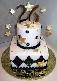 26th Birthday Cake Design Birthday Cake Designs 26 Birthday