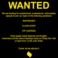 job opportunities at sankeys ibiza for summer 2016 ibiza by night 12967947 1004389239599037 7827791219425131752 o