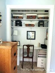office closet ideas. Office Closet Organizer In A Ideas Medium Size Of For Exquisite .