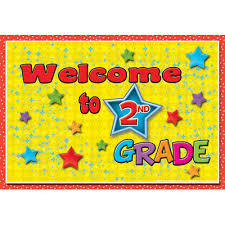 Image result for free clipart welcome to second grade