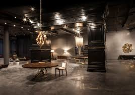 hudson furniture lighting. Wonderful Lighting Collaboration With Hudson Furniture In New York For Lighting