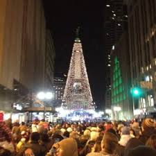 tree lighting indianapolis. Photo Of Circle Lights Presented By Downtown Indy - Indianapolis, IN, United States Tree Lighting Indianapolis E