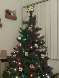 Mario Christmas Tree Figure By Kodykoala On DeviantArtSuper Mario Christmas Tree