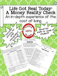 Budget Personal Finance Project A Money Reality Check