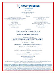 political fundraiser invite campaign announcements archives gapundit
