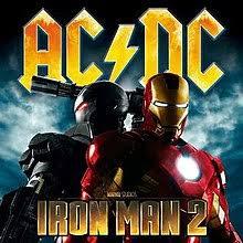 <b>Iron</b> Man 2 (soundtrack) - Wikipedia
