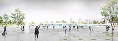 Small Picture Gallery of WALL Designs New Paveletskaya Transit Hub for Moscow 10