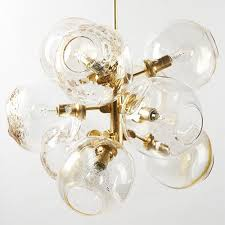 bubble lighting fixtures. Suspended Lighting Lindsey Adelman Studio Bubble 1 Fixtures \u2013 Unusual By