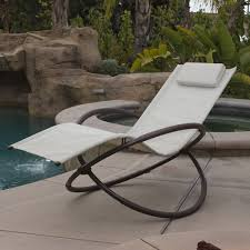 Grey Patio Outdoor Reading Chair
