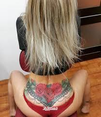 31 карточка в коллекции цветные татуировки у девушек пользователя