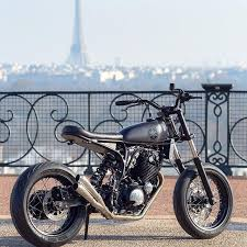 i ve always had dirt bikes but i want to move into cafe racers how much would a custom build like this cost