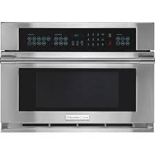 electrolux iconprofessional1 5 cu ft 900w convection microwave