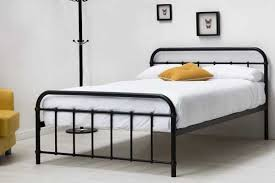 black metal bed frame full. Interesting Full Henley Black Metal Victorian Hospital Dormitory Double King Size Bed Frame For Full O