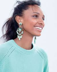 j crew earrings 140 best jcrew images on jcrew crystal earrings and