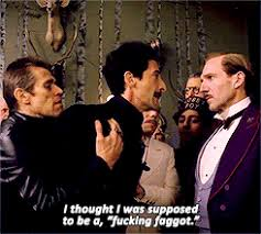 Grand Budapest Hotel Quotes Classy My Gifs Ralph Fiennes Adrien Brody The Grand Budapest Hotel The
