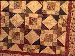 147 best Quilt in a Day Videos images on Pinterest | 2 on ... & Buckeye Beauty by Quilt in a Day. Make a charming scrappy quilt for cool  fall evening from bits and pieces just too good to throw out. Adamdwight.com