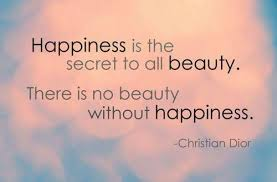 Beauty And Happiness Quotes