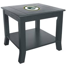 Flip Furniture Green Bay Packers Flip Top Side Table Furniture Home Office