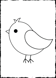 Bird Coloring Pages For Preschoolers Birds Coloring Pages Angry