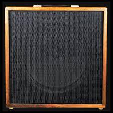 Custom Guitar Speaker Cabinets Fender Blues Junior In Custom 1x15 Cabinet