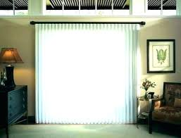 curtain rod center bracket slider door curtain rods front door curtain rod sliding glass door curtain