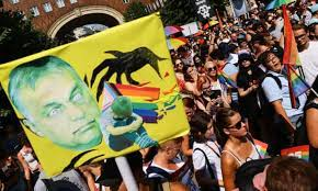 Saturday's pride march in budapest will be a celebration, but also a protest, organisers have said, as hungary's. Ziq6ejyy2o2xcm