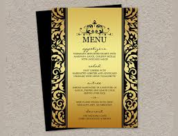 Restaurant Menu Design Templates Dinner Menu Design Templates