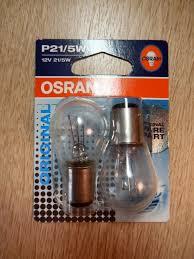 Обзор на <b>лампу</b> накаливания <b>OSRAM P21</b>/<b>5W</b> Original 12V 21/5W