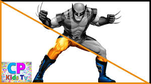 Small Picture PS Wolverine Coloring Pages Part 1 Wolverine Coloring Pages