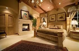 Mediterranean Style Bedroom Photo   1