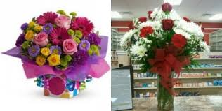 avas flowers i ordered a flower arrangement of a cern style colour scheme pink purple multi coloured the flowers sent were red white looking in