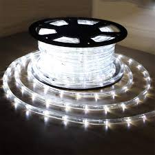 Meil Led Lights Huizhen Upgraded 24v Rope Lights 100ft 2 Wire Waterproof Outdoor Led Strip Lights Kit For Background Wedding Party Christmas Bridges Tree Decoration